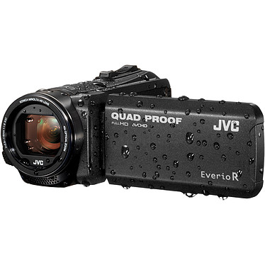 Avis JVC GZ-R405 Noir + carte mémoire SD 8 Go