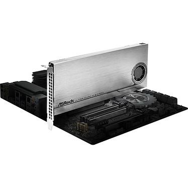 ASRock Ultra Quad M.2 Card Carte contrôleur 4 x SSD M.2 PCI-E 3.0 4x - Bus PCI-Express 3.0 16x