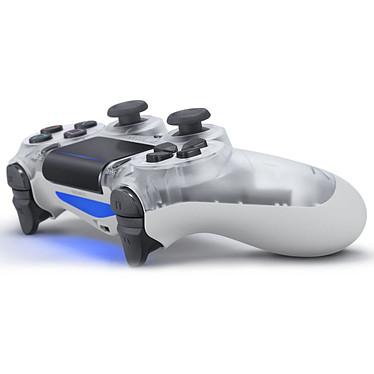 Avis Sony DualShock 4 v2 (Crystal)