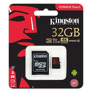 Avis Kingston Canvas React SDCR/32GB