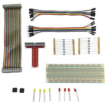 Kit de composants électroniques pour Raspberry Pi Kit de 24 composants électroniques pour Raspberry Pi
