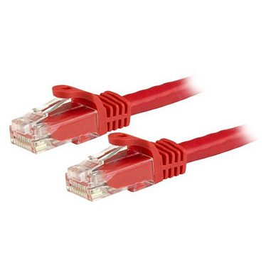 StarTech.com N6PATC5MRD Câble RJ45 catégorie 6 UTP 5 m (Rouge)