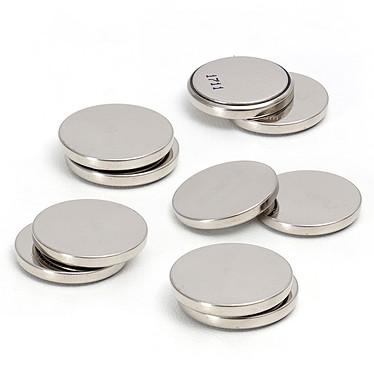 LDLC+ CR2032 -10 piles boutons CR2032 Lot de 10 piles lithium