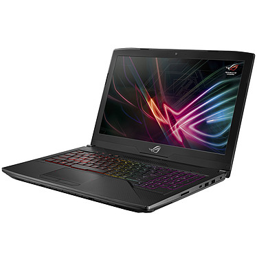 "ASUS ROG STRIX GL503GE-EN040T Intel Core i7-8750H 8 Go SSD 256 Go + SSHD 1 To 15.6"" LED Full HD 120 Hz NVIDIA GeForce GTX 1050 Ti 4 Go Wi-Fi AC/Bluetooth Webcam Windows 10 Famille 64 bits (garantie constructeur 2 ans)"
