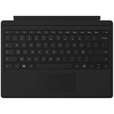 Microsoft Surface Pro Type Cover Noir