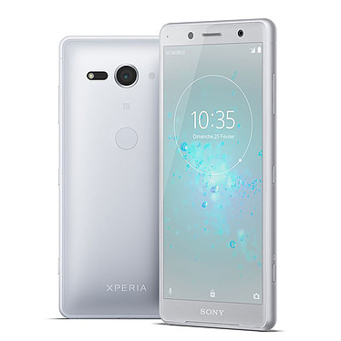 Sony Xperia XZ2 Compact Dual SIM Argent