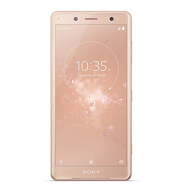 Avis Sony Xperia XZ2 Compact Dual SIM Rose