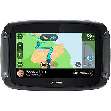 "TomTom Rider 500 GPS 45 pays d'Europe Ecran 4.3"" et cartographie à vie"