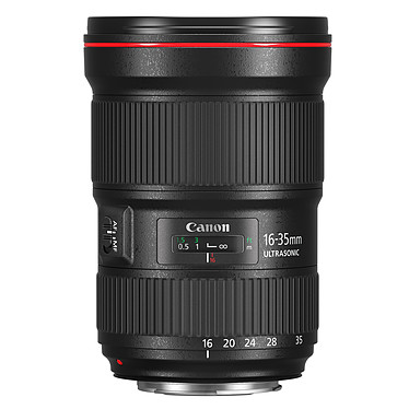 Canon EF 16-35mm f/2.8L III USM Zoom ultra grand-angle