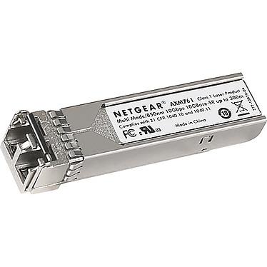 Netgear AXM761-10000S Netgear AXM761-10000S - Emetteur-récepteur SFP+ 10 GBASE-SR