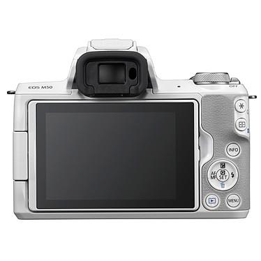 Avis Canon EOS M50 Blanc