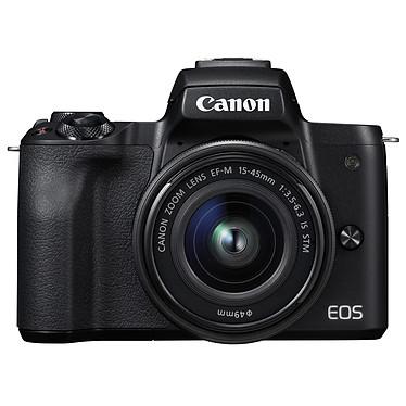Canon EOS M50 Noir + EF-M 15-45 mm IS STM Noir
