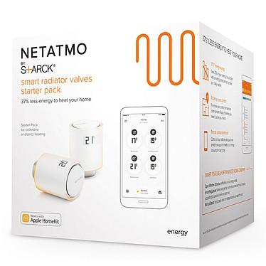 Netatmo Kit de démarrage vannes connectées pas cher