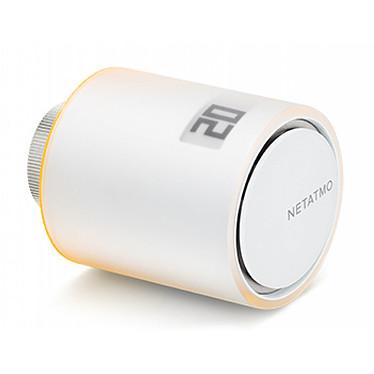 Netatmo Vanne Connectée Additionnelle Vanne connectée additionnelle pour chauffage collectif compatible HomeKit et Google Assistant