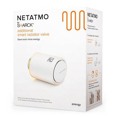Netatmo Vanne Connectée Additionnelle pas cher