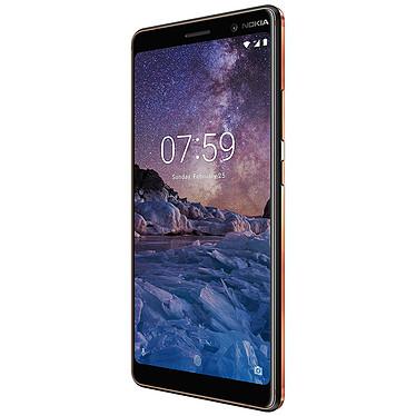 Avis Nokia 7 plus Noir