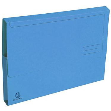 Exacompta Forever Chemises Poche Bleu x 50