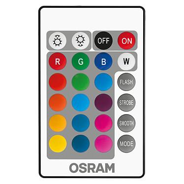 Avis OSRAM Ampoule LED Retrofit RGBW standard Télécommande E27 9W (60W) A+