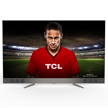 "TCL U55X9026 Televisión QLED 4K Ultra HD 55"" (140 cm) 16/9 - 3840 x 2160 píxeles - HDR - Wi-Fi - Bluetooth - DLNA - Android TV - 2100 Hz - Harman/Kardon sound"