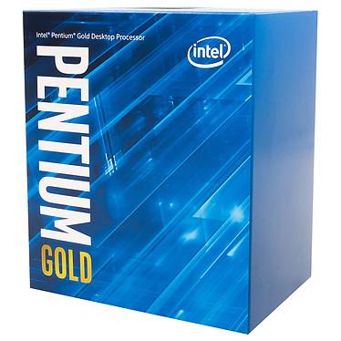 Avis Intel Pentium Gold G5400 (3.7 GHz)