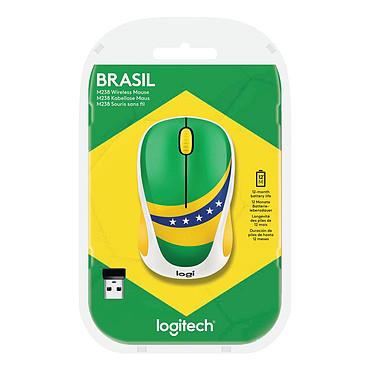 Acheter Logitech M238 Wireless Mouse Fan Collection Brésil
