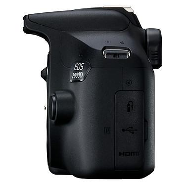 Acheter Canon EOS 2000D