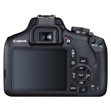 Canon EOS 2000D + EF-S 18-55 mm IS II pas cher
