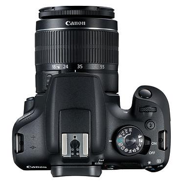 Acheter Canon EOS 2000D + EF-S 18-55 mm IS II