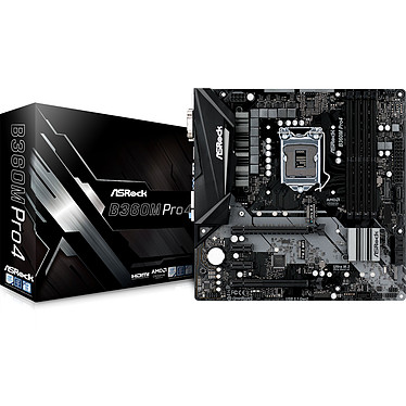 ASRock Intel B360 Express