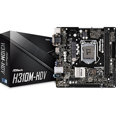ASRock Intel H310 Express