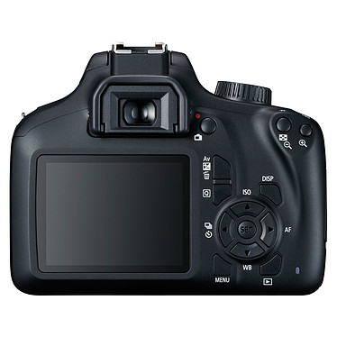 Avis Canon EOS 4000D