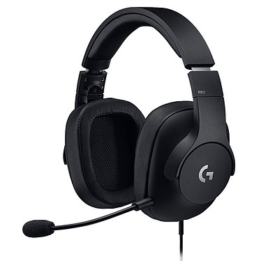 Logitech G Pro Casque-micro pour gamer compatible PC/PS4/Xbox One/Switch