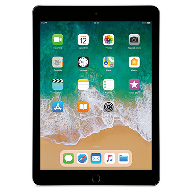 Avis Apple iPad (2018) Wi-Fi 32 GB Wi-Fi Gris Sidéral