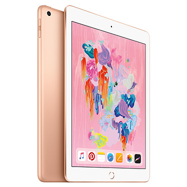 Apple iPad (2018) Wi-Fi 128 GB Wi-Fi Or