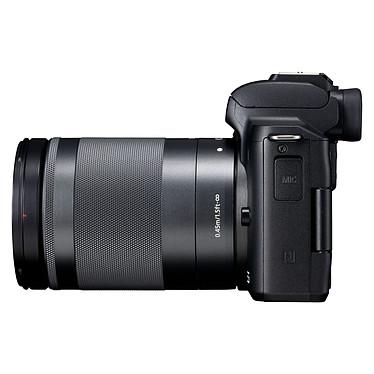 Avis Canon EOS M50 Noir + EF-M 18-150 mm IS STM
