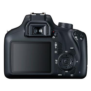 Avis Canon EOS 4000D + EF-S 18-55mm III