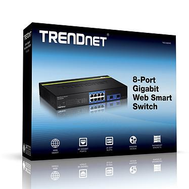 Acheter TRENDnet TEG-082WS