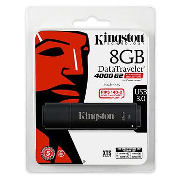 Acheter Kingston DataTraveler 4000G2 - 8 Go