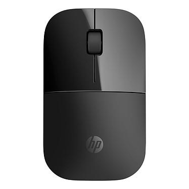 HP Z3700 Noir Souris sans fil - ambidextre - capteur optique 1200 dpi - 3 boutons