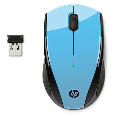 Avis HP X3000 Bleu clair