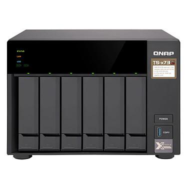 QNAP TS-673-4G Serveur NAS 6 baies (sans disque dur) avec 4GB DDR4