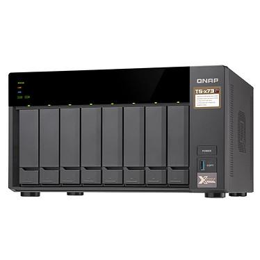 Avis QNAP TS-873-8G