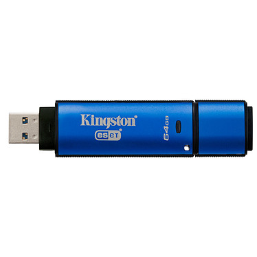 Kingston DataTraveler Vault Privacy 3.0 Anti-Virus 64 Go