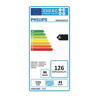 Philips 49PUS7503 a bajo precio