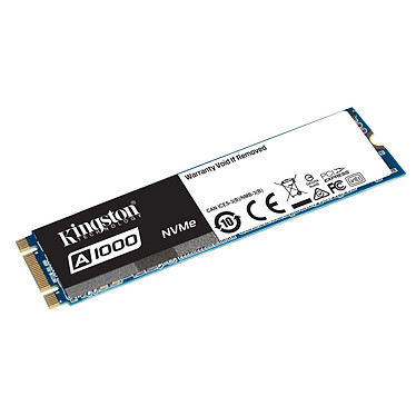 Kingston A1000 M.2 PCIe NVMe 960 Go