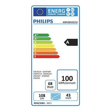 Acheter Philips 43PUS6523