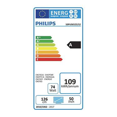 Acheter Philips 50PUS6523
