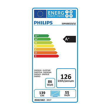 Comprar Philips 55PUS6523