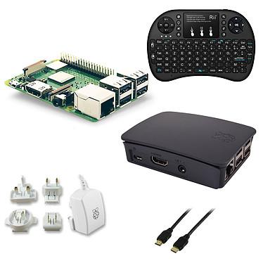 Raspberry Pi 3+ Multimedia Kit (noir)