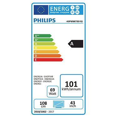 Acheter Philips 43PUS6753